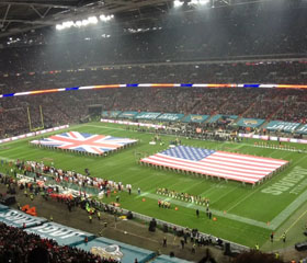 Book now hotels for the NFL International Series in Germany 2021