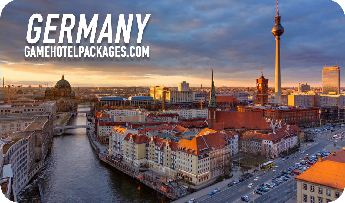 NFL Germany GAME  - HOTEL PACKAGES Book hotels & tickets in Germany book now | www.Germanygamehotelpackages.com